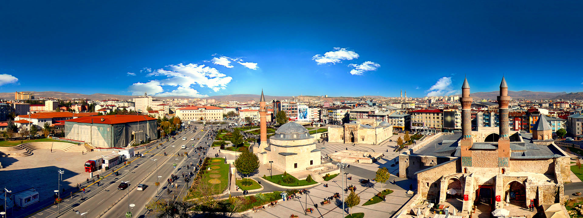 Open CALL for EVS in Sivas, Turkey