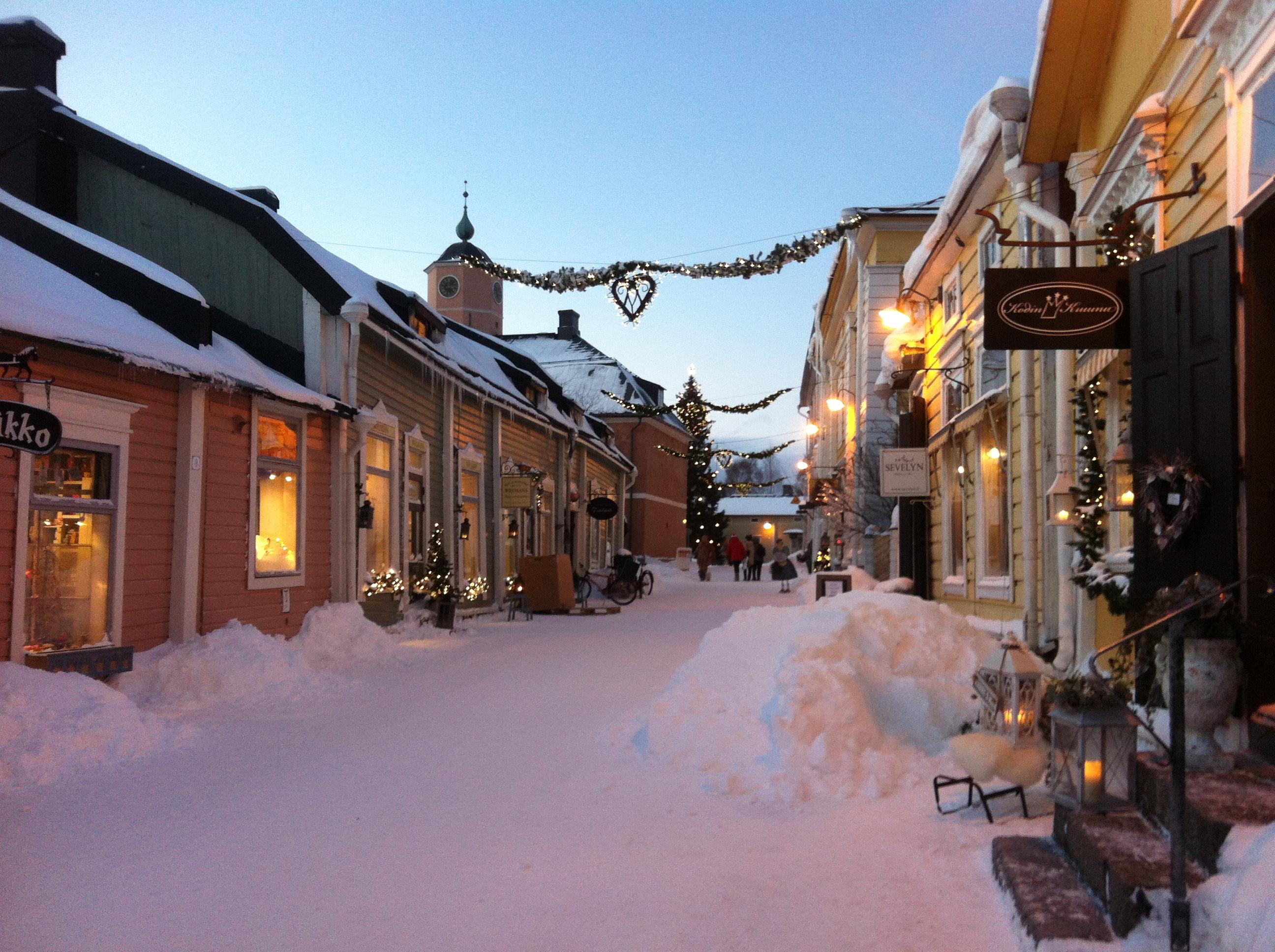 Hasenholm, Sweden