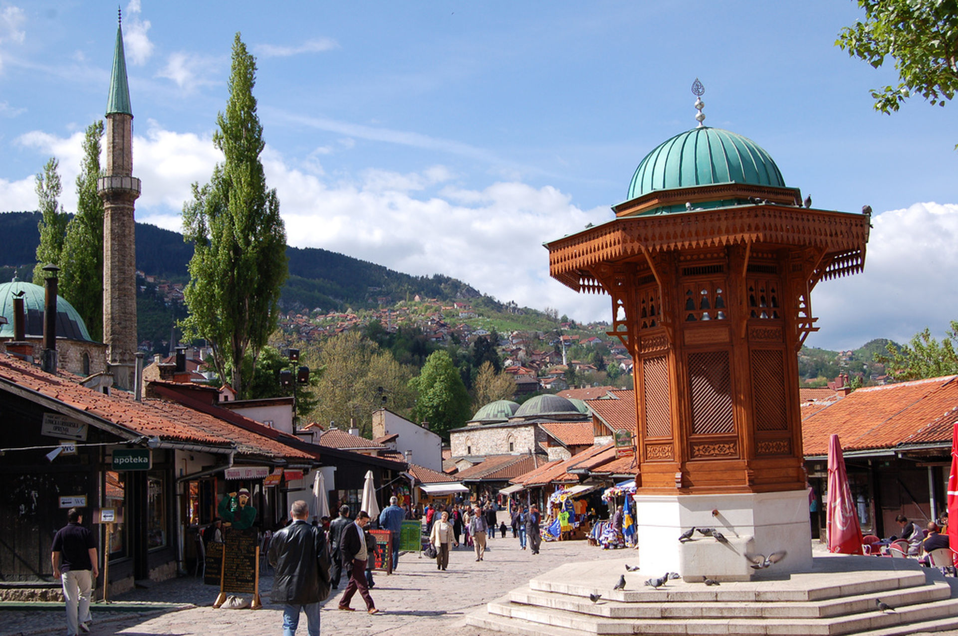 OPEN CALL FOR 2 PARTICIPANTS FOR STUDY VISIT IN SARAJEVO, B&H