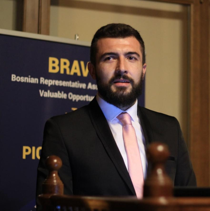 Ismail Sehic – BRAVO