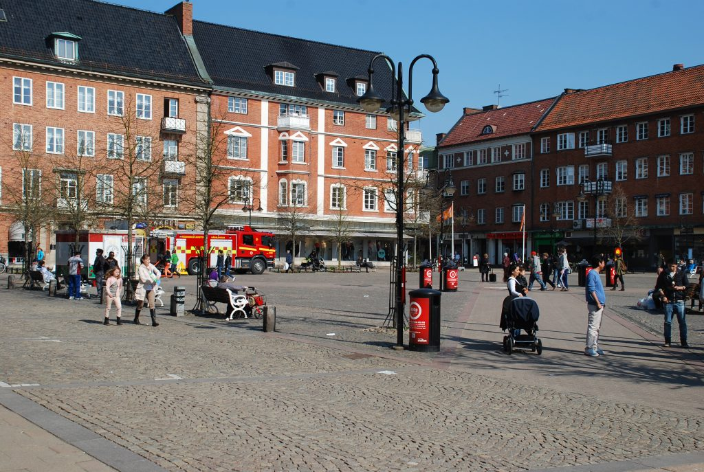 OPEN CALL FOR 2 PARTICIPANTS FOR TRAINING COURSE IN HASSLEHOLM, SWEDEN