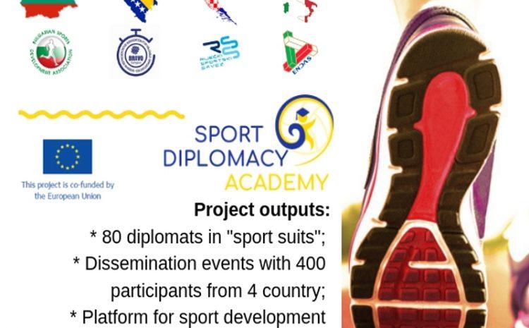 "Selection Results for ""Sport Diplomacy Academy"" in Sofia, Sarajevo, Rijeka and Rome"