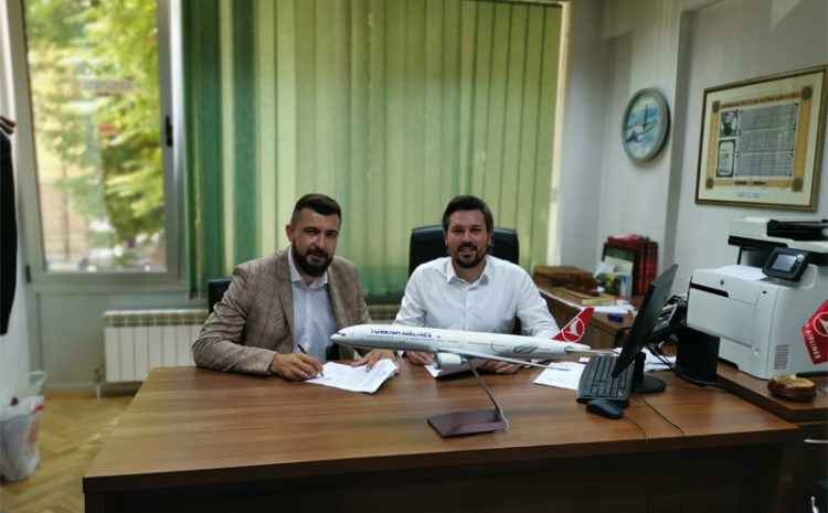 Cooperation between BRAVO and TURKISH AIRLINES started from June 2019