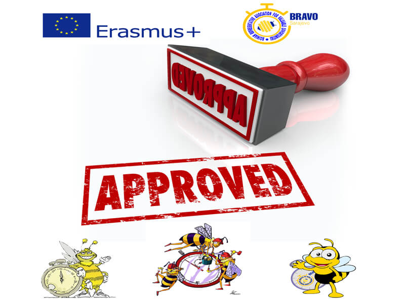 "Our KA2 CBY project ""Structured Learning for Awareness in Media"" is APPROVED!!!"