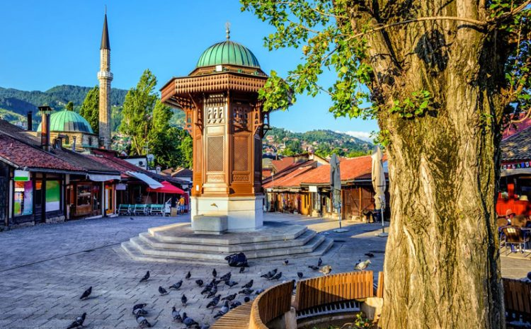 OPEN CALL FOR 22 PARTICIPANTS FOR TRAINING COURSE IN SARAJEVO, BIH