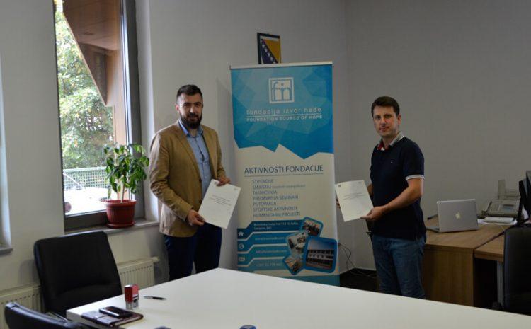 Fondacija Izvor nade i BRAVO potpisali Memorandum o saradnji