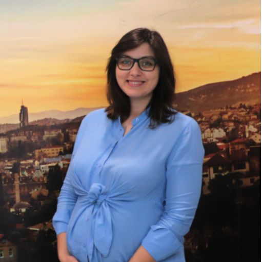 Edelhida Dervisevic, Secretary General