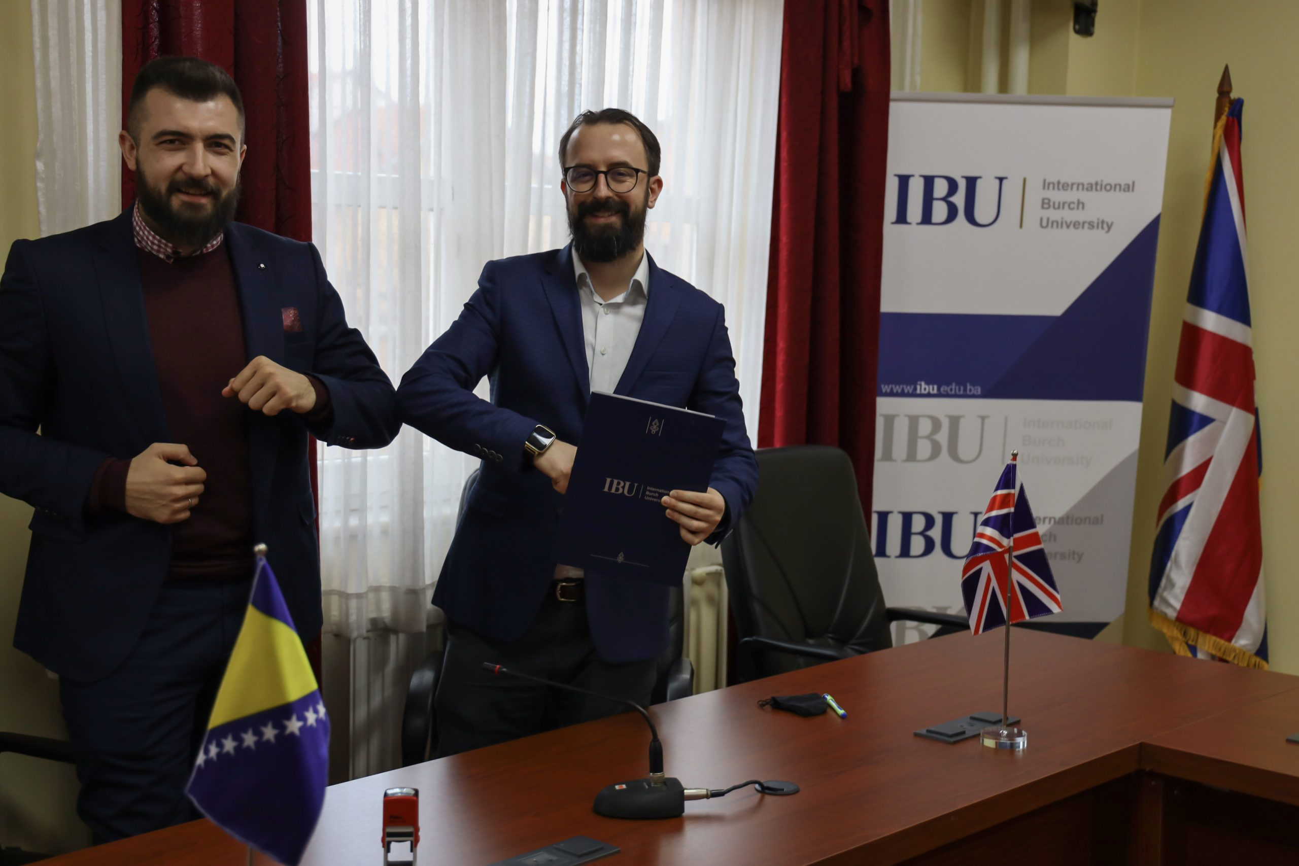 BRAVO signed a Memorandum of Understanding with International Burch University