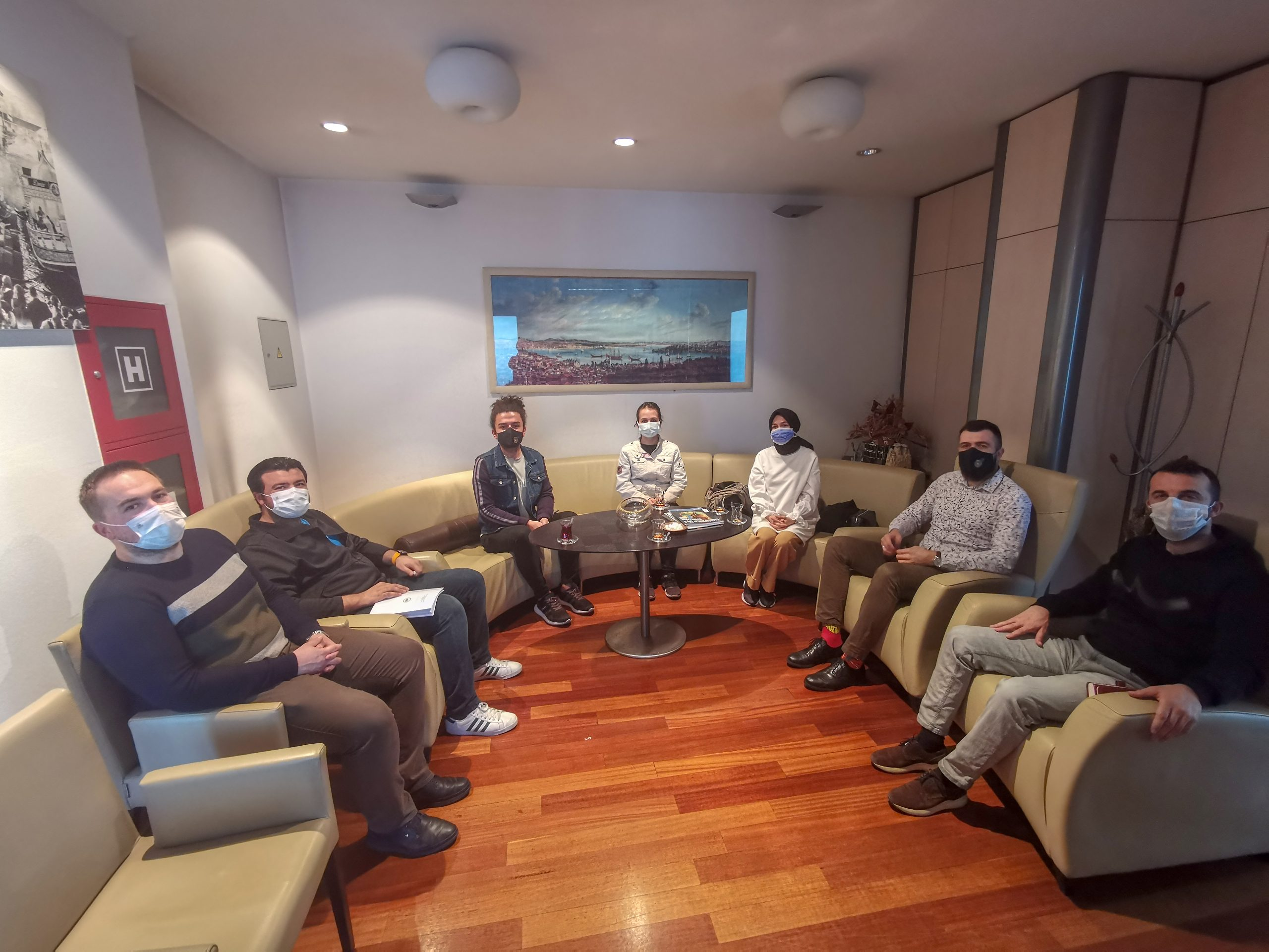 BRAVO discusses cooperation with Yunus Emre Center