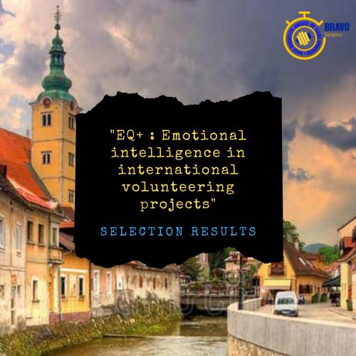 EQ+ Emotional intelligence in international volunteering projects