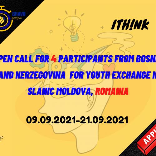 Open Call for 4 Romania